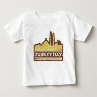 BABY COUNTRY TURKEY DAY BABY T-Shirt