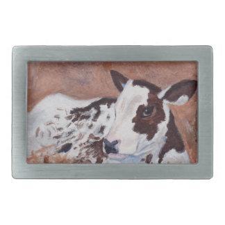 Baby Cow Belt Buckle