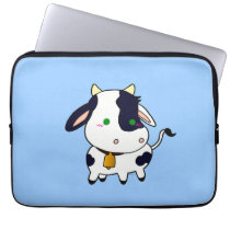 Baby Cow Computer Sleeve