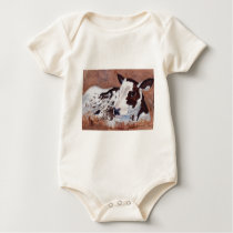 Baby Cow Infant Creeper
