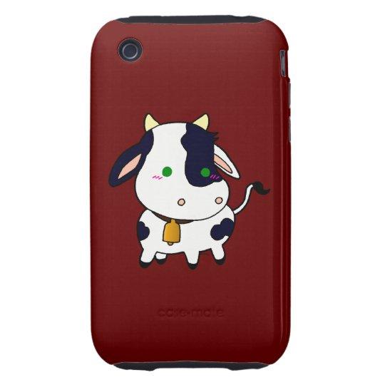 Baby Cow iPhone 3 Tough Case