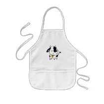 Baby Cow Kids' Apron