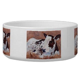 Baby Cow Pet Bowl