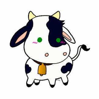 Baby Cow Photo Cutout