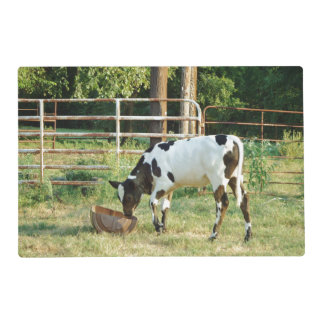 Baby Cow Placemat