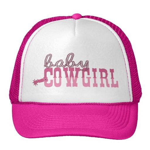 Baby Cowgirl Trucker Hats