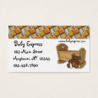 Baby Cradle Business Card
