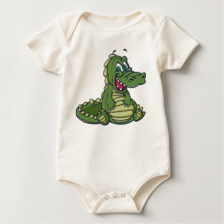 Baby Croc Toddler Creeper