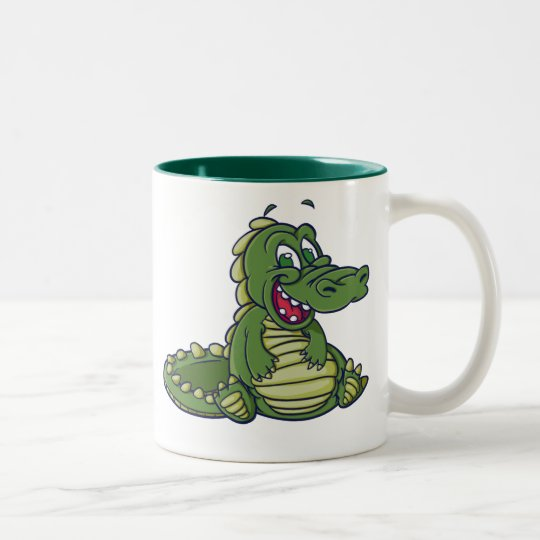 Baby Crocodile Mug
