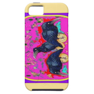Baby Crows Wimsey  by Sharles Cover For iPhone 5/5S