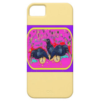 Baby Crows Wimsey  by Sharles iPhone 5 Covers