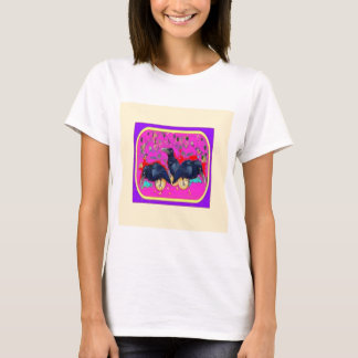 Baby Crows Wimsey  by Sharles T-Shirt