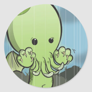 Baby Cthulhu - Stickers