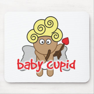Baby Cupid Mouse Pad