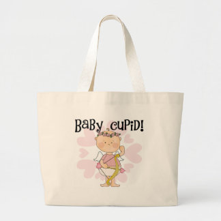 Baby Cupid Tshirts and Gifts Tote Bag