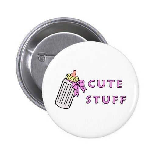 Baby Cute Stuff Buttons