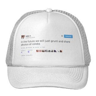 Baby D Trucker Hat