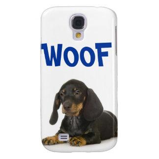 Baby Dachshund Woof1 Galaxy S4 Cover