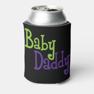 """""""Baby Daddy"""" Can Cooler"""