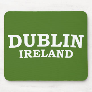 Baby Daddy - Dublin Ireland Mouse Pad