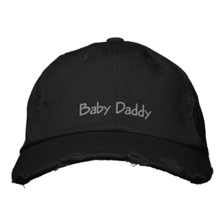 Baby Daddy Embroidered Cap Embroidered Baseball Cap