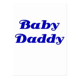 Baby Daddy Postcard