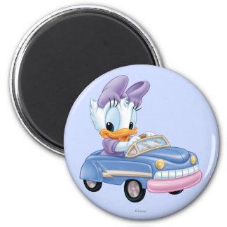 Baby Daisy Duck 2 Inch Round Magnet