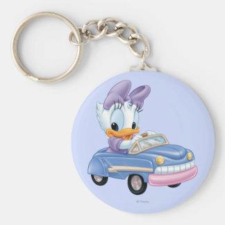Baby Daisy Duck Keychain
