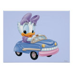Baby Daisy Duck Poster