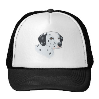 Baby Dalmatian Trucker Hats