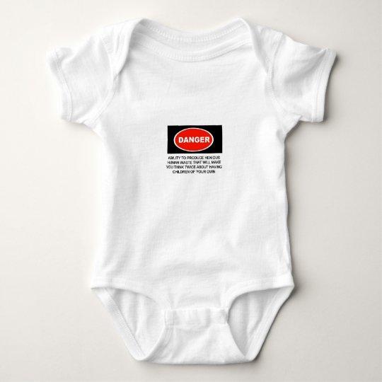 Baby Danger Baby Bodysuit
