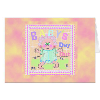 Baby Day Out Card