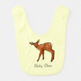 Baby Dear Baby Bib