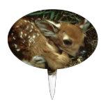 Baby Deer Cake Topper