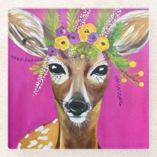Baby Deer Coaster