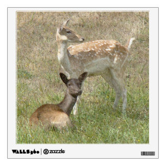 Baby Deer Fawn Wall Decal