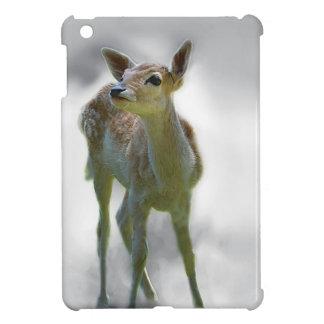 Baby deer's curiosity case for the iPad mini