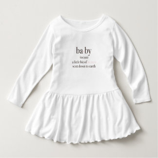 Baby Definition Dress