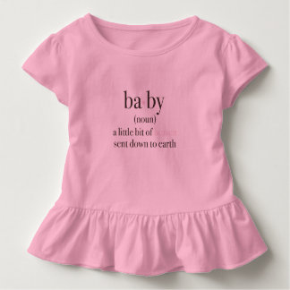 Baby Definition Toddler T-shirt