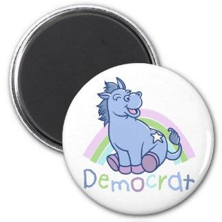 Baby Democrat Donkey Magnet