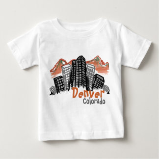 Baby Denver Colorado shirt