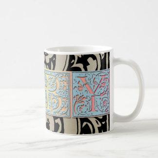 BABY Designer Mug by Leslie Harlow