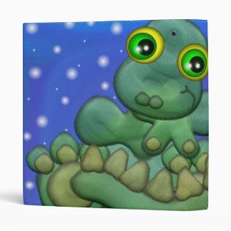 Baby Dino 3-Ring Binder
