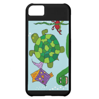 """BABY DINO """"i like to make bubbles"""" iPhone 5 iPhone 5C Cover"""