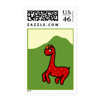 Baby Dino Spike Postage