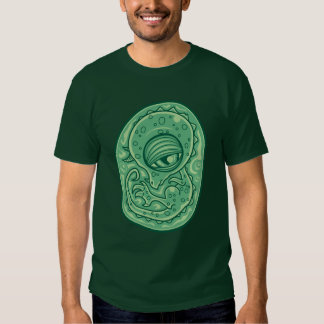 Baby Dinosaur Embryo T-shirts