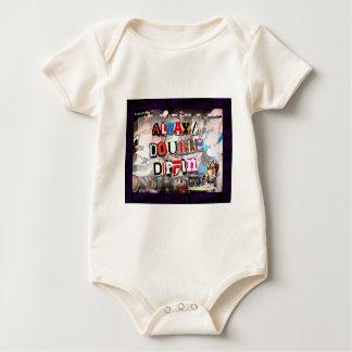 baby dippin onesy baby bodysuit