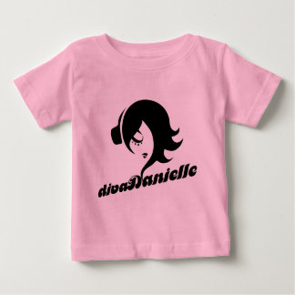 Baby Diva Swag Baby T-Shirt