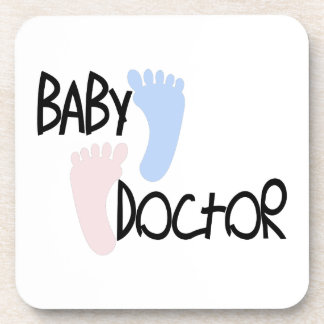 Baby Doctor Beverage Coaster