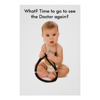 Baby Doctor Poster